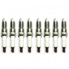 8pcs 41-110 12621258 Iridium Spark Plugs For Chevrolet Buick GMC Hummer