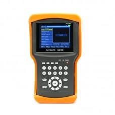 "Digital Satellite Finder Meter CCTV Camera Monitor 3.5"" LCD for ChinaSat 9 & 6 DVBS AVS+ XD-7100"
