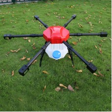 6Axis Agricultural Drone Hexacopter FPV Carbon Fiber Wheelbase 1400mm Load Capacity 10KG 10L