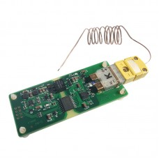 AD7793 Isolated K Type Thermocouple Module Temperature Sample Module PT100 Cold Junction Compensation