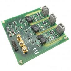 AMC1301 3-Channel Isolated Current Acquisition Module 200KHz Bandwidth 3-Phase Motor Analog Isolation