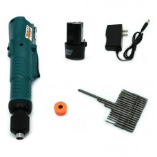 Electric Screwdriver Cordless Rechargeable Screwdriver Wireless Adjustable Torsion POL-WW-801