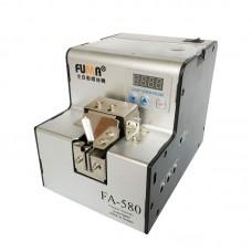 FA-580 Automatic Screw Feeder w/ Counting Digital Display Buzzer for 1-5mm Screws with Screw Cap