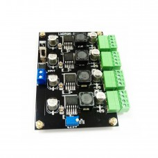Switching Power Supply Board DC-DC Step-Down Power Supply Adjustable Module 3.3V/5V/12V Output LM2596
