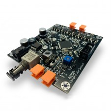 DRSSTC Driver Tesla Coil Driver Board Input 12V DC For Double Resonant Solid State Tesla Coil