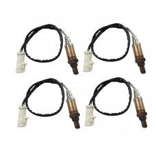 4pcs 11171843 Oxygen O2 Sensor Downstream Upstream for Ford F150 2004 2005 2006-2011