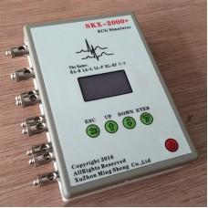 ECG Simulator ECG Signal Generator w/ OLED Display 7 Types of Waveforms SKX-2000D+