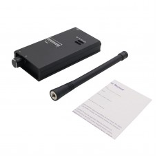 Signal Sensor RF Detector Privacy Body Guards Wireless GPS Location Anti-Spy Bug Detect for Security MD310