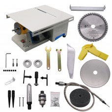 220V 750W Jade Carving Machine Woodworking Table Saw Grinding Polishing Machine Generation3