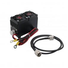 Handheld Walkie Talkie Amplifier with Fan Mini Size VHF 140-160MHz 20-30W Output