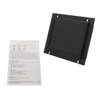 Black FANUC A61L-0001-0093 D9MM-11A 9 Inch LCD Monitor Replacement for Old Type CRT Monitor