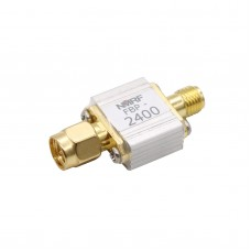FBP-2400 2.4G 2450MHz RF Bandpass Filter SMA Interface for WiFi Bluetooth Zigbee Anti-Interference