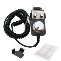 TM1469 4-Axis Manual Pulse Generator MPG CNC Handwheel 100PPR 5V Universal Type