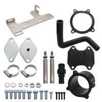 Cummins EGR Cooler Kit & Throttle Valve Delete Kit for 2010-2017 Dodge Ram 6.7L