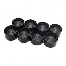 "8pcs Aluminum Storage Cups for NAPA 4003 WIX 24003 OD 1.797"" ID 1.620"" Fuel Filters"