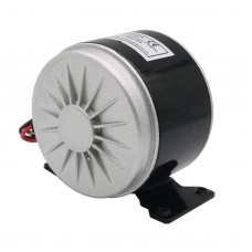 250W 24V Electric Motor Electric Scooter Motor Brushed 2750RPM 2-Wired For E-Bike MY1025