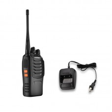 Baofeng BF-888S Walkie Talkie Handheld Two Way Radio 400-470MHz UHF 16CH with LED Flashlight