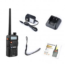Baofeng Walkie Talkie UV-5R Dual Band Two Way Radio VHF UHF without Headphone BF-UV5R