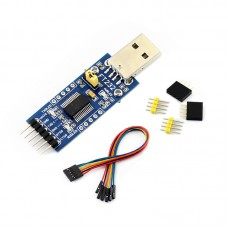 USB To Serial Module USB To TTL for Mac Linux Android WinCE Windows FT232 USB UART Board (Type A)