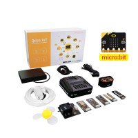 Qdee IoT Kit For Remote Control Graphical Programming Standard Version with Microbit Main Board