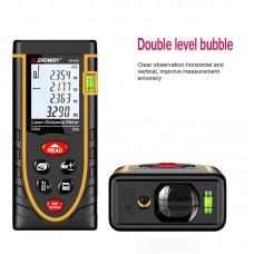 Laser Distance Meter 80M Handheld Digital Laser Rangefinder Diastimeter Tool SW-M80