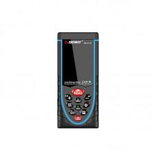 120m Laser Distance Meter Bluetooth + APP Laser Rangefinder Voice Broadcast Indoors Outdoors SW-Q120