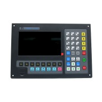 """2 Axis CNC Controller 7"""" Monitor 800*480 For CNC Plasma Cutting Machine Laser Flame Cutter F2100T"""