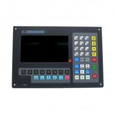 "2 Axis CNC Controller 7"" Monitor 800*480 For CNC Plasma Cutting Machine Laser Flame Cutter F2100T"