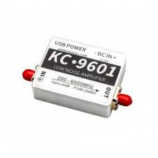 380MHz-6GHz Low Noise RF Amplifier Module Gain 20dB 5.8G Amplifier 2.4G KC9601