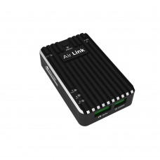 Air Link 4G UAV Radio Telemetry Communications Module Data Transmission for 4G/3G/2G Network Black