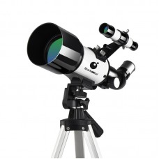 Astronomical Telescope For Kids and Beginner Moon Watching Kids Gift Adjustable Tripod w/ Carry Bag