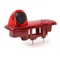 Third Brake Light Camera Kit Night Version For 2014 Opel Vivaro / 2014 Renault Trafic