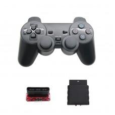 Wireless 2.4G Game Controller Joystick + Transmitter for PS2