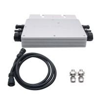 WVC-600 Solar Micro Inverter Pure Sine Wave Solar Power Inverter Optional 80-160VAC/ 180-260VAC