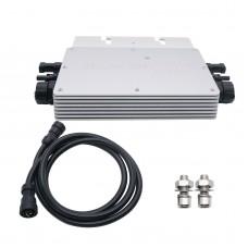 GTB-600 Solar Micro Inverter Solar Power Inverter Support Phone APP Control 80-160VAC/180-260VAC