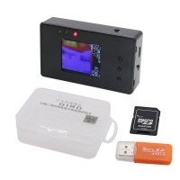 """AMG8833 8x8 Infrared Thermal Imager Thermal Sensor Module 0-127℃ w/ 4G TF Card 1.6"""" Screen Finished"""