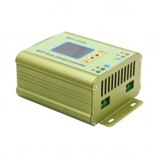 "MPT-7210A MPPT Solar Charge Controller 10A IN DC12-60V OUT DC15-90V Max. 600W 1.8"" Color Screen"
