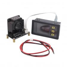 """VAC9010H Voltage Current Meter Voltage Amp Meter w/ 1.8"""" Color LCD Hall Sensor 90V 100A Bidirectional"""