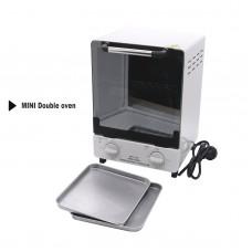 10L High Temperature Sterilizer Portable Sterilizing Machine 2-Tier Dry Heat For Nail Salon WX