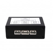 Car Camera Switch Box For Front View & Rear View Camera Switching 2-Channel Control Box SV05