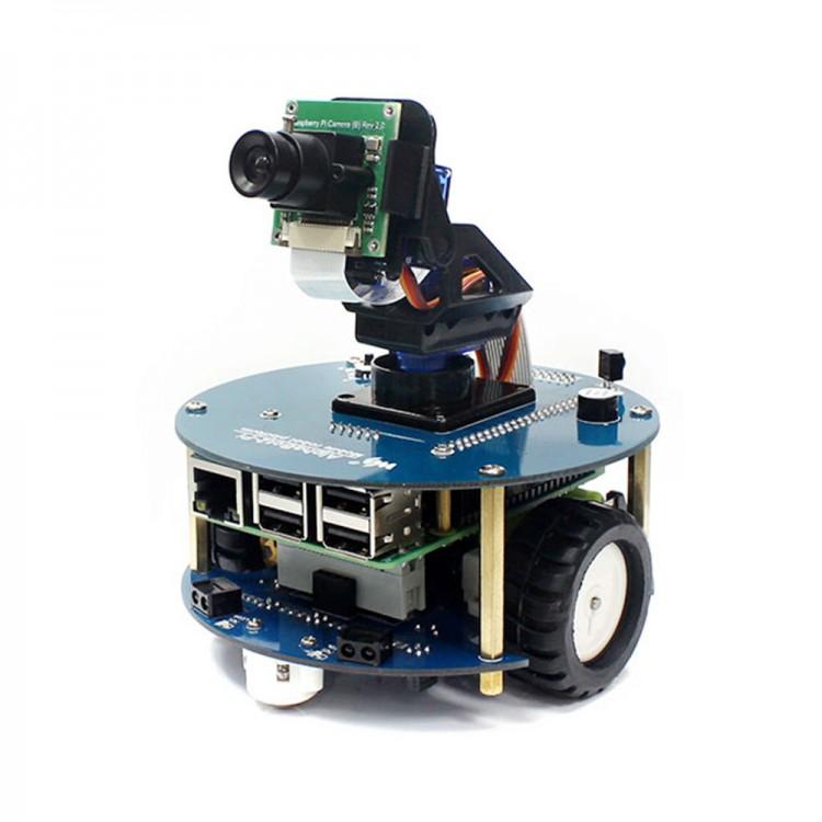 AlphaBot2 Robot Building Kit For Raspberry Pi 4 Model B