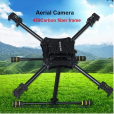 S450 Full Carbon Fiber UAV Drone 450mm FPV Racing Quadcopter Photography Multirotor