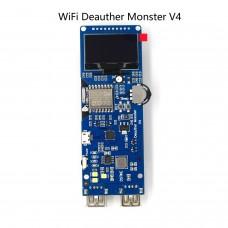 DSTIKE WiFi Deauther Monster V4 ESP8266 Development Board Kit For Arduino