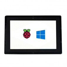 10.1inch HDMI LCD (B) (with case) Capacitive Touch Screen 10-Point Touch Control 1280x800