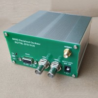GPSDO GNSSDO GNSS Disciplined Oscillator Disciplined Clock with 10MHz Output Support For GLONASS+GALILEO