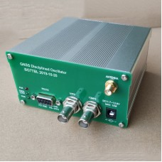 GNSSDO GNSS Disciplined Oscillator Disciplined Clock with 10MHz Output Support For GLONASS+GALILEO
