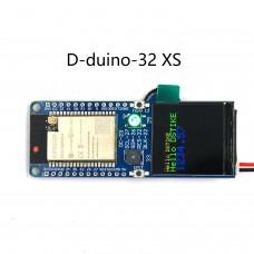 D-duino-32 XS ESP32+TFT Development Board
