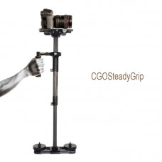 FAMOUS Carbon Fiber Handheld Stabilizer for Steadicam Canon 5D3/DSLR Camera