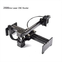 DIY Desktop 2500mW Mini USB CNC Router Laser Engraver Cutter Machine 17*22cm Area