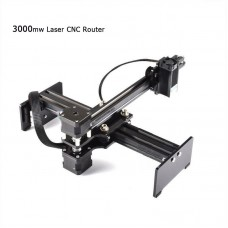DIY Desktop 3000mW Mini USB CNC Router Laser Engraver Cutter Machine 17*22cm Area
